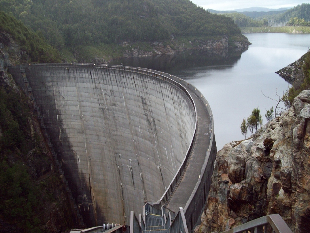 Gordon River Dam
