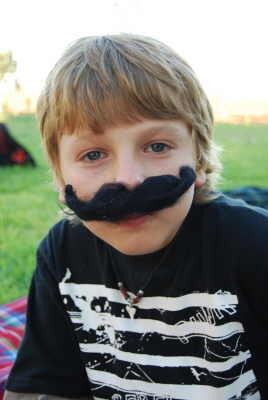 Alex at Movember