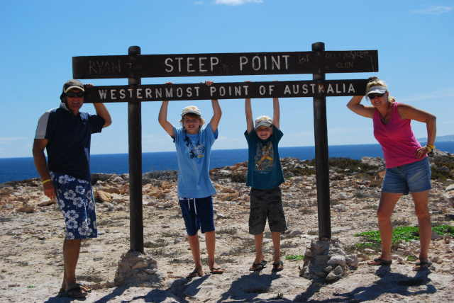 Steep Point- WA