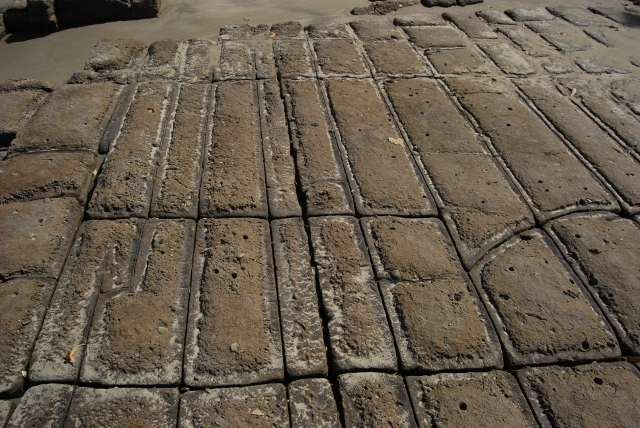 Tesselated paving